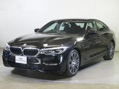 BMW523d Mスポーツ トップビューカメラ 19インチホイール