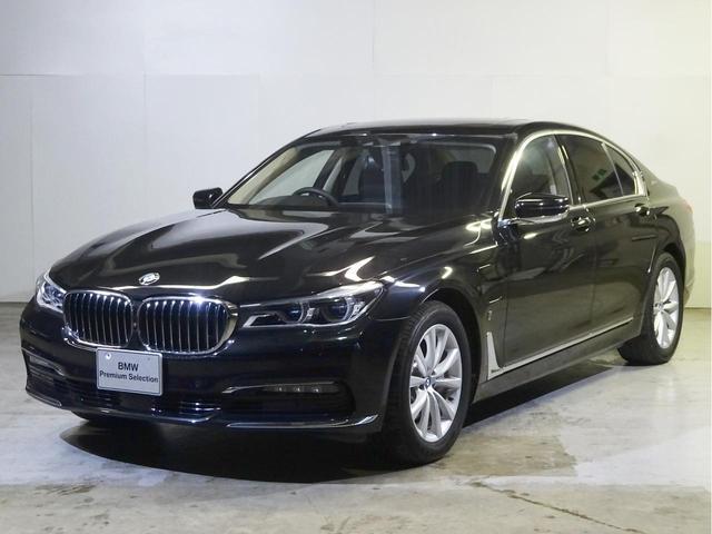 BMW 740e マッサージシート レーザーライト 走行中充電機能