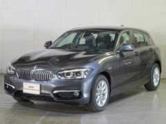 BMW118d スタイル バックカメラ コーティングサポート