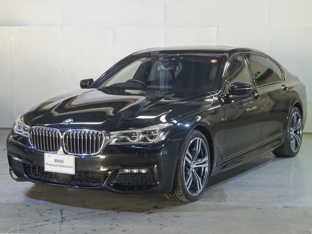 BMW 740Li Mスポーツ リモートパーク サンルーフ 全国保証