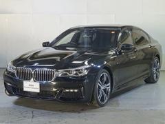 BMW740Li Mスポーツ リモートパーク サンルーフ 全国保証
