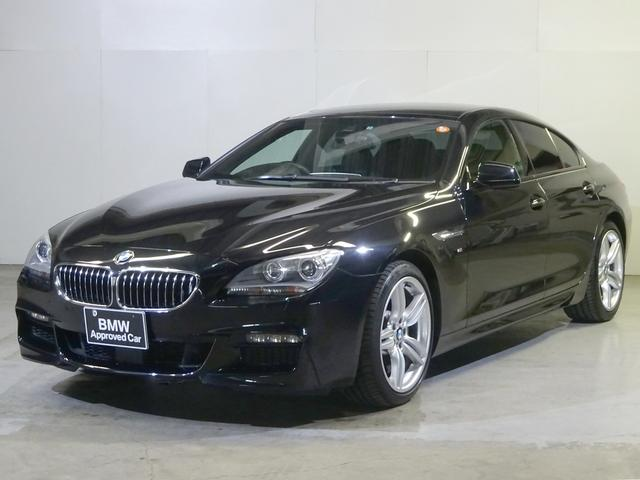 BMW 640iグランクーペ Mスポーツ SR ヘッドアップ