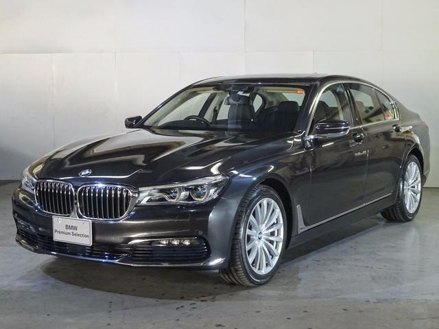 BMW 750i 純正HDDナビ・レーザーライト・ACC・全国保証