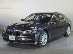 BMW750i 純正HDDナビ・レーザーライト・ACC・全国納車