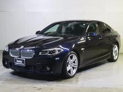 BMWアクティブハイブリッド5 Mスポーツ HDDナビ・全国保証