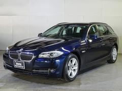 BMW528iツーリング シルキーシックス ブラックレザー