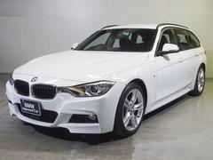 BMW320dツーリング Mスポーツ ACC 純正HDDナビ