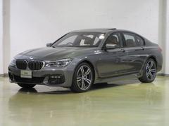 BMW750i Mスポーツ コニャックレザー 20インチホイール
