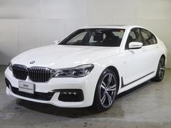 BMW740i Mスポーツ モカレザーレーザーライト