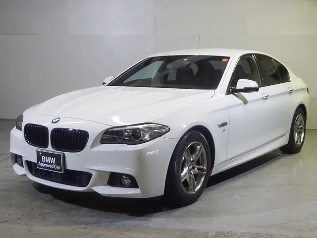 5シリーズ(BMW) 523d Mスポーツ 中古車画像