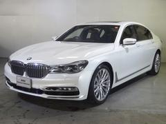 BMW750Li リアモニター リモートパーキング レーザーライト