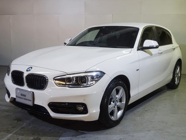 BMW 118d スポーツ コンフォート 自動駐車サポート 全国保証