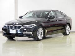 BMW523iラグジュアリー アップルカープレイ対応ナビ 全国保証