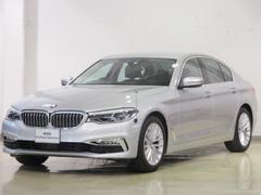 BMW523d ラグジュアリー 全方位カメラ 新車保証継承