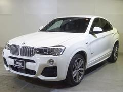 BMW X4xDrive 28i Mスポーツ 19インチ トップビュー
