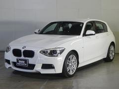 BMW116i Mスポーツ HDDナビ ミュージックサーバー