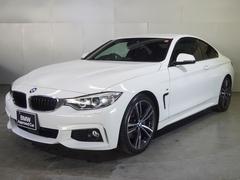 BMW420iクーペ Mスポーツ ACC 19インチ 全国保証