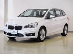 BMW218iGR ラグジュアリー 自動駐車 ヘッドアップ