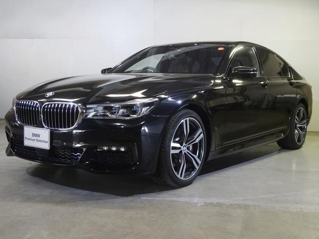 BMW 740i Mスポーツ レーザーライト SR マッサージシート