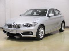 BMW118i HDDナビ SOSコール 自動駐車 新車保証継承