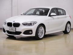 BMW118i Mスポーツ タッチパネル 自動駐車 ACC
