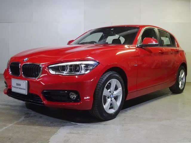 BMW 118d スポーツ 自動駐車 タッチパネルナビゲーション
