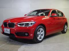BMW118d スポーツ 自動駐車 タッチパネルナビゲーション