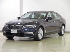 BMW523iラグジュアリー 全方位カメラ ACC タッチパネル