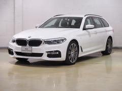 BMW523dツーリング Mスポーツ 19インチ レザー 全国保証