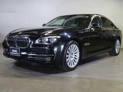 BMW740i エグゼクティブエディション LED 自動駐車 SR