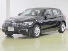 BMW118d スタイル タッチパネルナビ 自動駐車 エコモード
