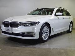 BMW523dツーリング ラグジュアリー ヘッドアップ 自動駐車