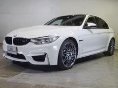 BMWM3セダン コンペティション カーボントリム DCT 右H