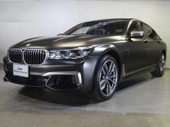 BMWM760Li xDrive リモートパーク ダブルSR