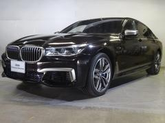 BMW M760Li xDrive 20インチ アンスタルーフ