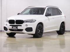 BMW X5xDrive 35d Mスポーツ OP20インチアルミ取付