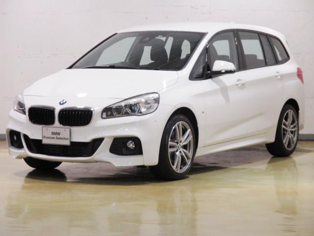 BMW 218iGR Mスポーツ スマートキー ACC ヘッドアップ