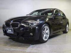 BMW320i Mスポーツ HDDナビ 衝突軽減 キセノン MT
