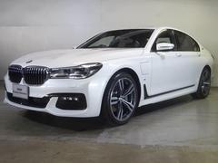 BMW740eアイパフォーマンス Mスポーツ トップビューカメラ
