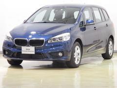 BMW218iグランツアラー スマートキー プラスパッケージ