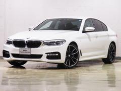 BMW523d Mスポーツ 自動駐車 全方位カメラ 19インチ
