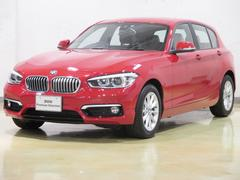BMW118d スタイル タッチパネル 自動駐車 登録済未使用車