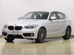 BMW118i スポーツ ACC Mパフォーマンス 登録済未使用車
