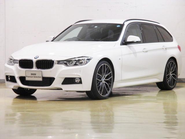 BMW 318iツーリング Mスポーツ 20インチ スマートキー