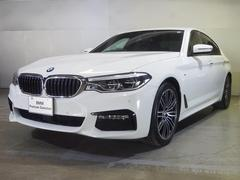 BMW530i Mスポーツ タッチパネルナビ 19インチ レザー