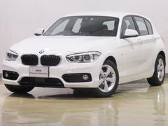 BMW118i スポーツ スマートキー タッチパネル 自動駐車