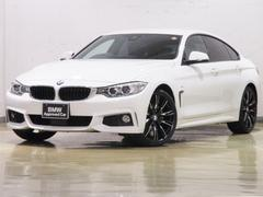 BMW420iGC Mスポーツ 20インチ ACC 車検整備付