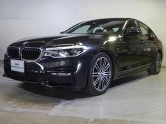 BMW530iMスポーツ 左H レザー 19インチ タッチパネル