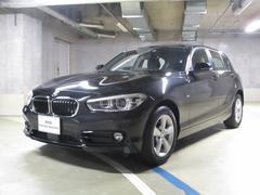 BMW118d スポーツ ACC・ナビ・カメラ・衝突軽減