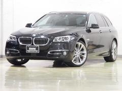 BMW528iツーリング ラグジュアリー ACC 液晶メーター